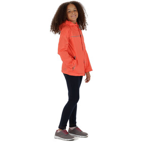Regatta Disguize II Jacket Kids Neon Peach